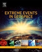 Couverture de l'ouvrage Extreme Events in Geospace