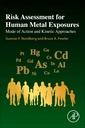 Couverture de l'ouvrage Risk Assessment for Human Metal Exposures