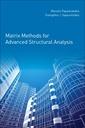 Couverture de l'ouvrage Matrix Methods for Advanced Structural Analysis