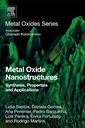 Couverture de l'ouvrage Metal Oxide Nanostructures