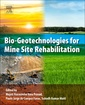 Couverture de l'ouvrage Bio-Geotechnologies for Mine Site Rehabilitation