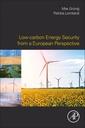 Couverture de l'ouvrage Low-carbon Energy Security from a European Perspective