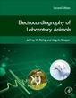 Couverture de l'ouvrage Electrocardiography of Laboratory Animals