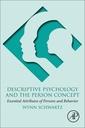 Couverture de l'ouvrage Descriptive Psychology and The Person Concept