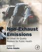 Couverture de l'ouvrage Non-Exhaust Emissions