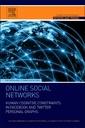 Couverture de l'ouvrage Online Social Networks