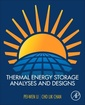 Couverture de l'ouvrage Thermal Energy Storage Analyses and Designs