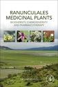 Couverture de l'ouvrage Ranunculales Medicinal Plants