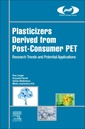 Couverture de l'ouvrage Plasticizers Derived from Post-consumer PET