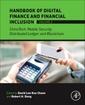 Couverture de l'ouvrage Handbook of Blockchain, Digital Finance, and Inclusion, Volume 2