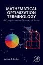 Couverture de l'ouvrage Mathematical Optimization Terminology