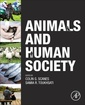 Couverture de l'ouvrage Animals and Human Society