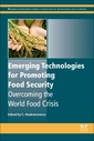 Couverture de l'ouvrage Emerging Technologies for Promoting Food Security