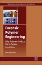 Couverture de l'ouvrage Forensic Polymer Engineering