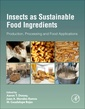 Couverture de l'ouvrage Insects as Sustainable Food Ingredients