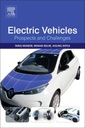 Couverture de l'ouvrage Electric Vehicles: Prospects and Challenges