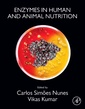 Couverture de l'ouvrage Enzymes in Human and Animal Nutrition