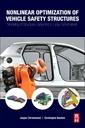 Couverture de l'ouvrage Nonlinear Optimization of Vehicle Safety Structures