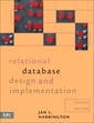 Couverture de l'ouvrage Relational Database Design and Implementation