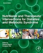 Couverture de l'ouvrage Nutritional and Therapeutic Interventions for Diabetes and Metabolic Syndrome