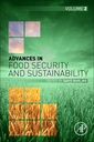 Couverture de l'ouvrage Advances in Food Security and Sustainability