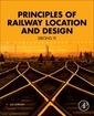 Couverture de l'ouvrage Principles of Railway Location and Design