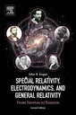 Couverture de l'ouvrage Special Relativity, Electrodynamics, and General Relativity