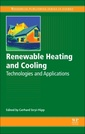 Couverture de l'ouvrage Renewable Heating and Cooling