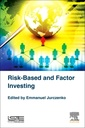 Couverture de l'ouvrage Risk-Based and Factor Investing
