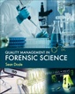 Couverture de l'ouvrage Quality Management in Forensic Science