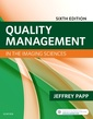 Couverture de l'ouvrage Quality Management in the Imaging Sciences