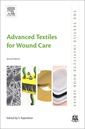 Couverture de l'ouvrage Advanced Textiles for Wound Care