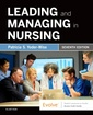Couverture de l'ouvrage Leading and Managing in Nursing