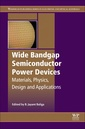 Couverture de l'ouvrage Wide bandgap Semiconductor Power Devices