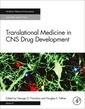 Couverture de l'ouvrage Translational Medicine in CNS Drug Development