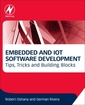 Couverture de l'ouvrage Embedded and IoT Software Development