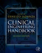 Couverture de l'ouvrage Clinical Engineering Handbook