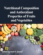 Couverture de l'ouvrage Nutritional Composition and Antioxidant Properties of Fruits and Vegetables