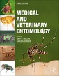 Couverture de l'ouvrage Medical and Veterinary Entomology