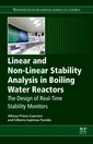 Couverture de l'ouvrage Linear and Non-Linear Stability Analysis in Boiling Water Reactors
