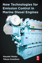 Couverture de l'ouvrage New Technologies for Emission Control in Marine Diesel Engines