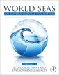 Couverture de l'ouvrage World Seas: An Environmental Evaluation