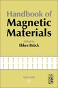 Couverture de l'ouvrage Handbook of Magnetic Materials