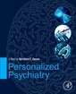 Couverture de l'ouvrage Personalized Psychiatry