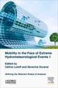 Couverture de l'ouvrage Mobilities Facing Hydrometeorological Extreme Events 1