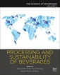 Couverture de l'ouvrage Processing and Sustainability of Beverages