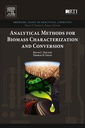 Couverture de l'ouvrage Analytical Methods for Biomass Characterization and Conversion