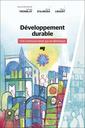 Couverture de l'ouvrage Développement durable - une communication qui se démarque