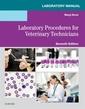 Couverture de l'ouvrage Laboratory Manual for Laboratory Procedures for Veterinary Technicians