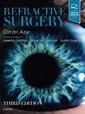 Couverture de l'ouvrage Refractive Surgery